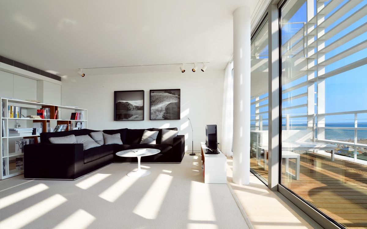 the beach houses offre appartamenti di lusso fronte mare al lido ... - Arredo Bagno Jesolo