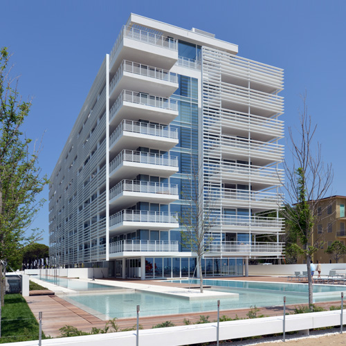 The Beach Houses Luxury Apartments Lido Di Jesolo