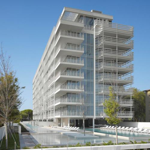 The Beach Houses Terrazze & SPA - Appartamenti fronte mare Jesolo ...