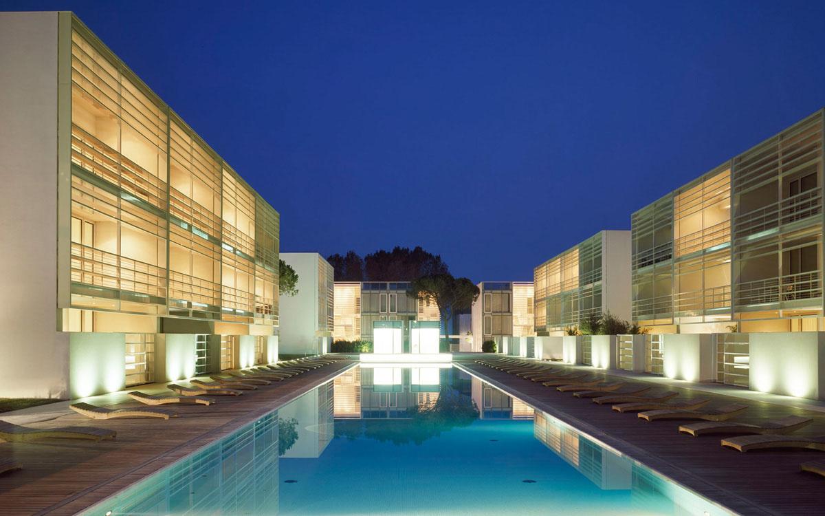 Jesolo Immobiliare  U0026 Richard Meier  Entdecke The Pool