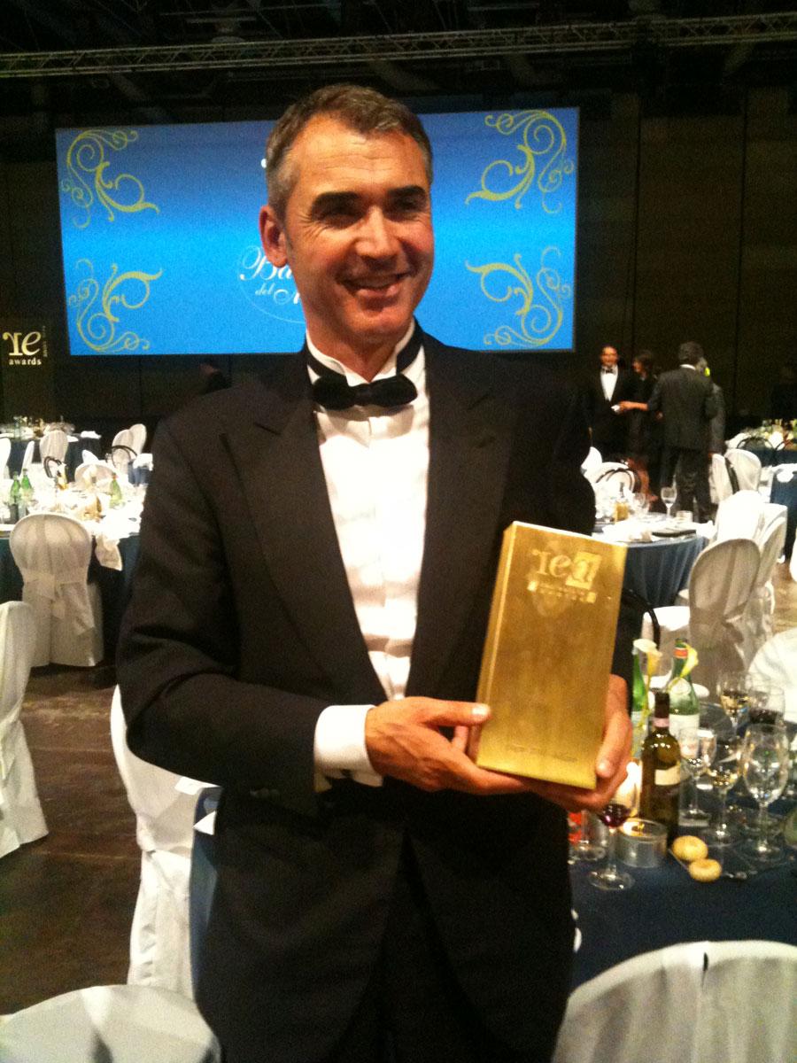 Premio Real Estate Awards 2010 For Peter Reichegger