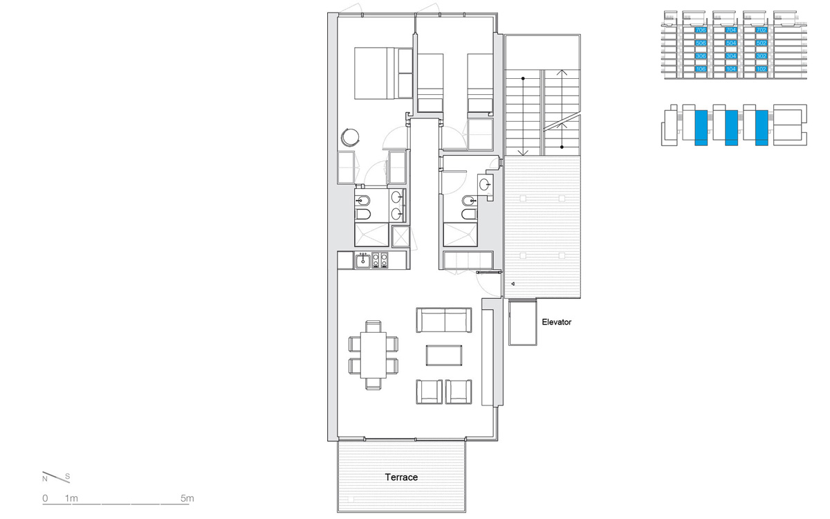 Jesolo-the-Beach-House-plans-102-706 I House Plans on blueprints for houses with open floor plans, roof plans, split level home floor plans, home builders floor plans, mansion plans, home design floor plans, i house architecture, i house home,